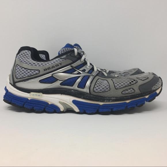 6152842638c Brooks Other - Brooks Beast 14 Blue Mens 11 Running Shoes F7